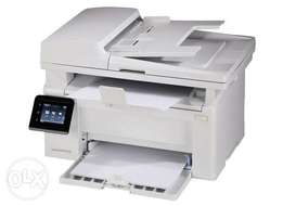 All In One Hp LaserJet Pro printers MFP M130fn/M130fw