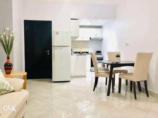 Fully furnished Luxury 2 bed room apartment for rent جفير -  2