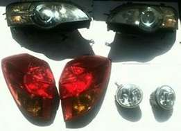 Subaru Legacy BP5 Lights Available