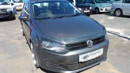2011 Vw Polo 1.6 Comfortline Tiptronic 5-door