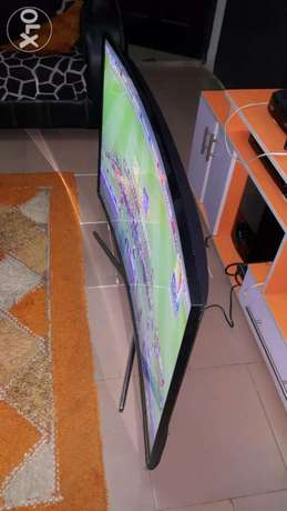 55inch Samsung Curved Smart Full HD LED-TV With Wi-Fi For Quick Sale Surulere - image 5
