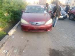 Direct Tokunbo 2005 Camry big Daddy