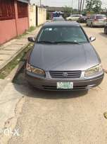 Neatly used first body Toyota Camry with good usage history