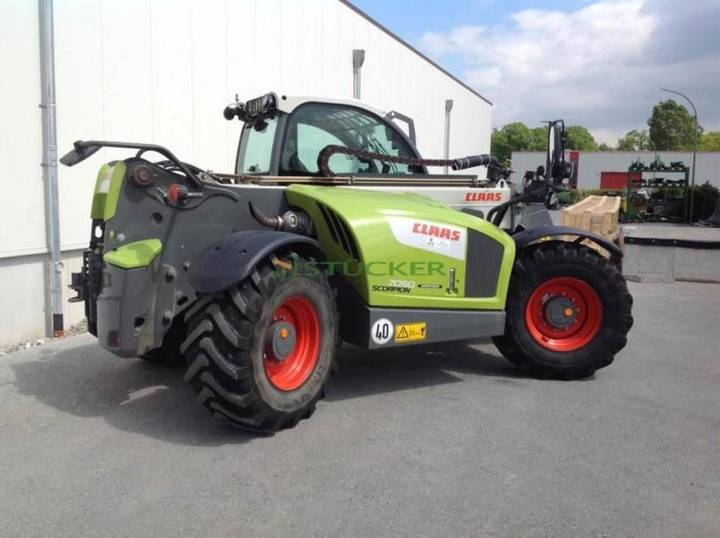 Claas scorpion 7050 - 2016 - image 3