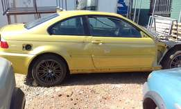BMW E46 M3 SMG 2003 to Strip for Spares from R1
