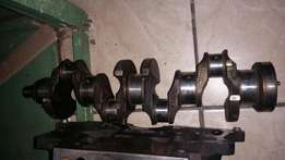 Ford Rocam 1.6 block, pistons, crank