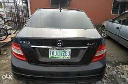 Neatly usé 3months old Mercedes benz C300 for sale
