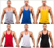 Stringer Vests, Zipless, Sleeveless Hoodies, Gym Vests Supply &Print