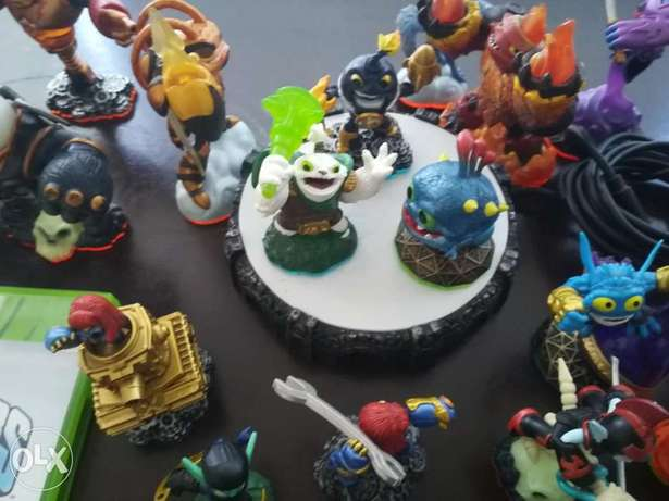 Skylanders big package