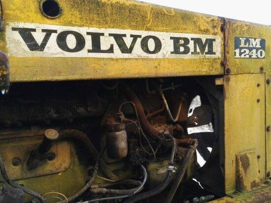Volvo PIEZAS REPUESTO engine for  BM LM1240 wheel loader for parts