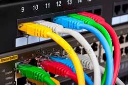 Structured Cabling/LAN Networking/CCTV From 2,500/-