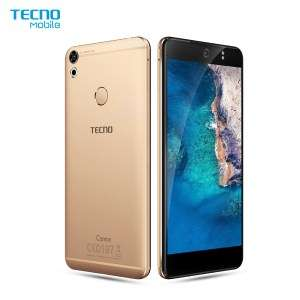 Tecno camon Cx (C10) 16mp/16mp- 2gb/16gb- 4g-fingerprint Muthini - image 2