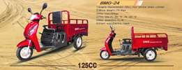 Lifan Tricycle for the disabled persons-125cc
