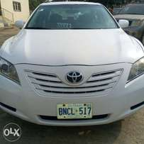 Extremely clean and fresh Toyota muscle Camry(lagos clear)