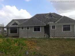 3 bedrooms elegant bungalow located Utange