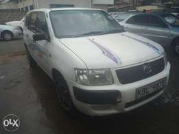 Toyota succeed clean fully loaded KBL registration