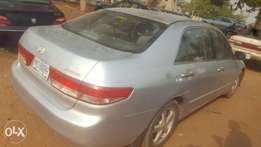 1st body Honda Accord End of Discussion (EOD) for sale