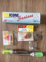 make an offer RC plane spares, glow plug, fuel filter silicone sealant