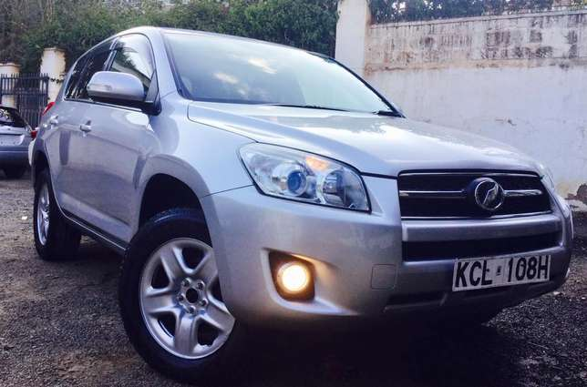 RAV 4 2010 New Model Grand sale! Westlands - image 8