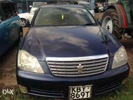 TOYOTA Crown well maintained 2007 model buy and drive car