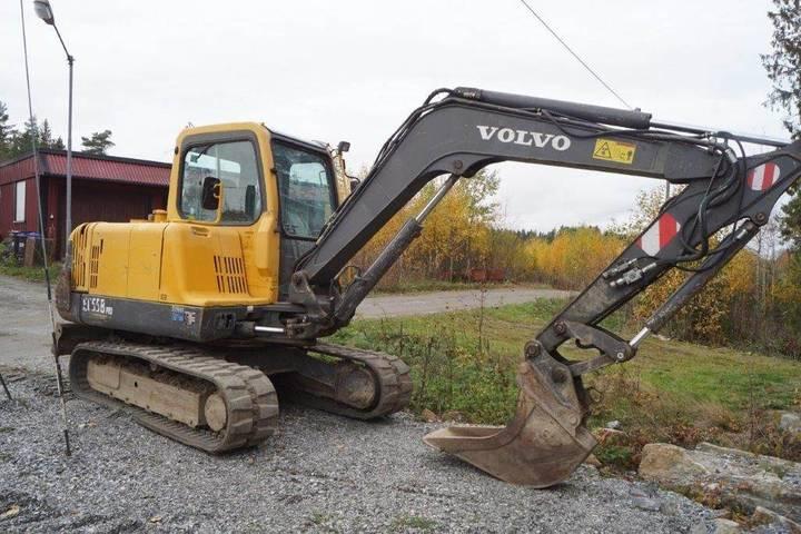 Volvo Ec 55 B - 2008