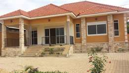 Naammugongo 4 bedroom bungaloo