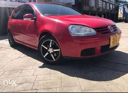 VW GOLF TSI 2008 model mk5