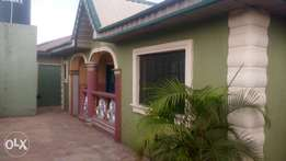 Unique 3 Bedroom Flat with PPM, Borehole, Wardrobe in Idi Omo in Ojoo