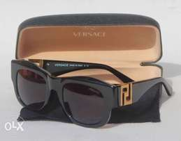 Versace Engraved Lens Sunglasses