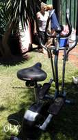 Exercise bicycle and healthwalker for sale