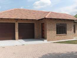 Excellent investment : Townhouse complex for sale in Modimolle