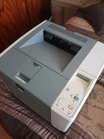 P LaserJet B/W printer for sale