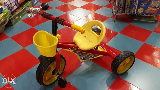new 3 wheel cycle for sell kids last price 8.500