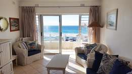 FRONT ROW Right on Ramsgate Blue Flag Beach!! R875 000!!!