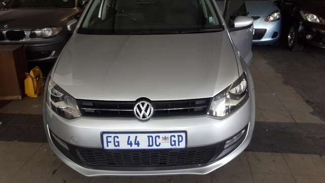 2012 VW Polo 6 Comfortline 1.6 Available for Sale Johannesburg - image 1