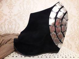 Ботинки На Платформе - Жіноче взуття - OLX.ua 8041db0a7b634
