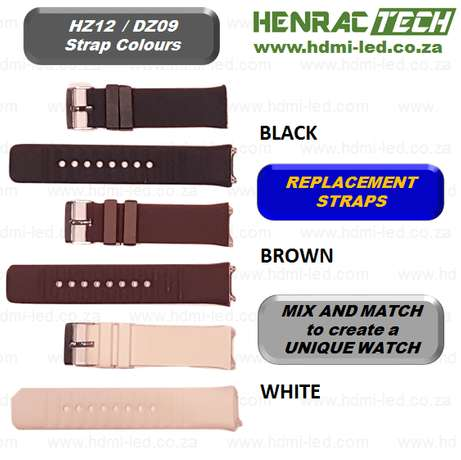 DZ09 Replacement straps for Smart Watch Pretoria - image 1
