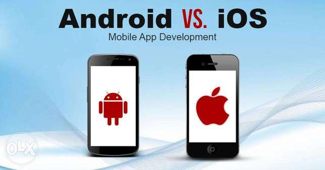 mobile app developing Android & Ios services available in low price
