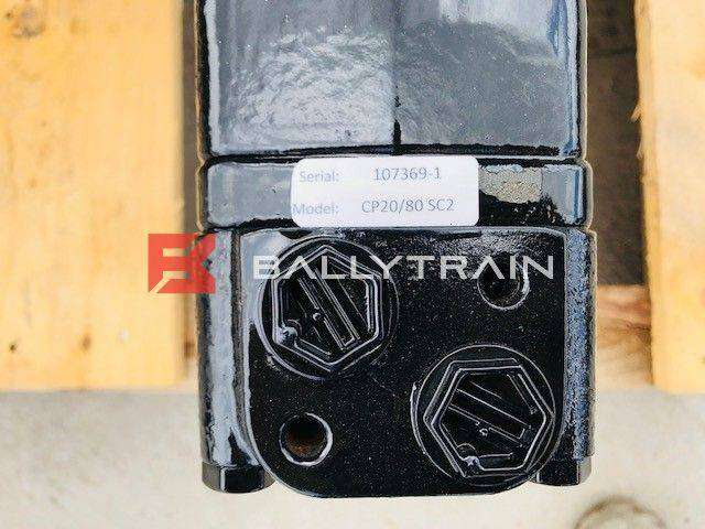 Roco Cp 20/80 Overband Steel Magnet, Hydraulic - 2019 - image 14