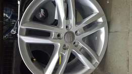Audi 18inch rims mags set of 4