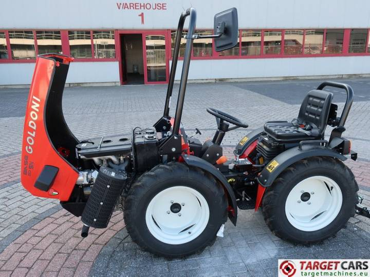 Goldoni Base 20SN Tractor 4WD Diesel 20.4HP NEW UNUSED - image 16