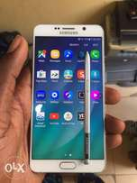 Extremely Clean Original U.k Used Samsung Galaxy note 5 For Sale