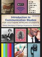 BRAND NEW Introduction to Communication Studies 2nd Ed TB for sale