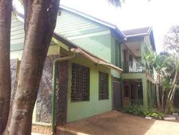 A four bedroom standalone house rent in bukoto