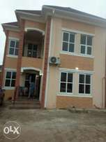 Well finished 4bedroom duplex for sale