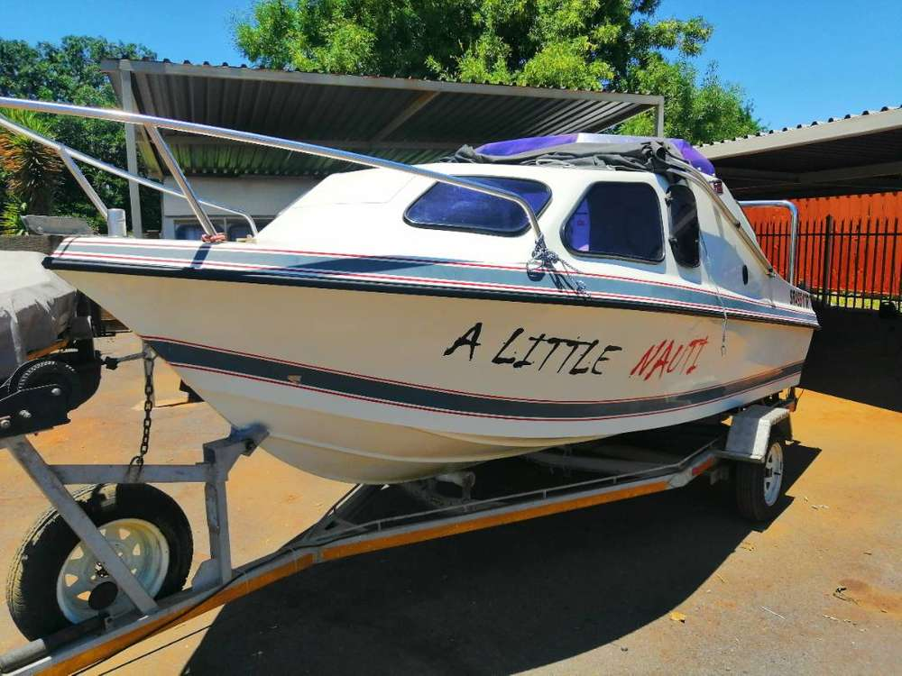 Cabin Boat Boats Aviation For Sale Olx South Africa