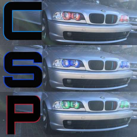 BMW E46 Coupe and sedan Accessories CSP Motorsport (Pty)Ltd Boksburg - image 5