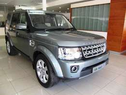 2015 Land Rover Discovery 4 3.0 SDV6 HSE