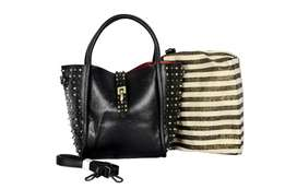 Trendy and Classy Women Tote bag - Black