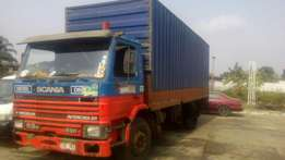 Nigeria used scania
